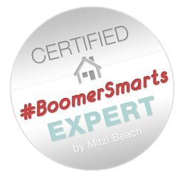 Boomer Smart Badge