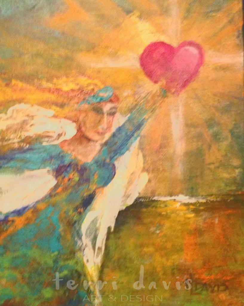 Heart in Joy