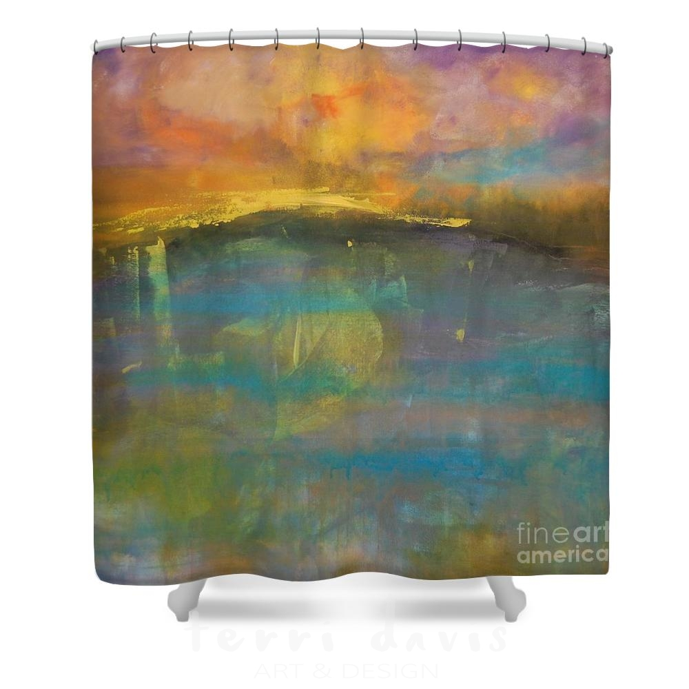 beyond 1 shower curtain
