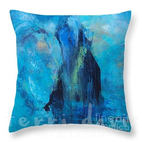 riding the storm pillow