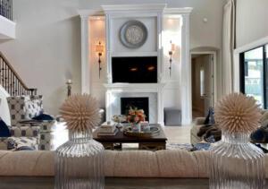 Didona Fireplace